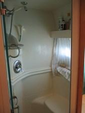 Sea Fox 44 46. Carver 500 Aft Master Stateroom Shower