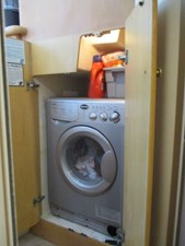 49.Carver 500 Washer,Dryer Combo