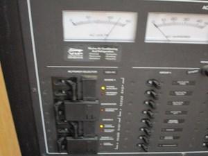 Sea Fox 50 53. Carver 500 AC Voltage & Power