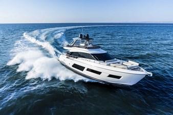 Ferretti Yachts 670 9 FerrettiYachts670Cruising_0008_32820