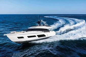 Ferretti Yachts 670 24 FerrettiYachts670Cruising_0023_32833