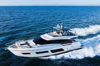 Ferretti Yachts 670 26 FerrettiYachts670Cruising_0025_32837