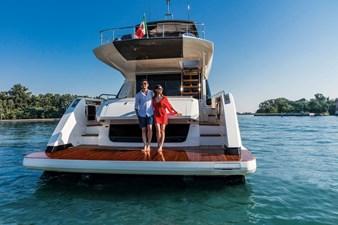 Ferretti Yachts 670 28 FerrettiYachts670Cruising_0027_32839