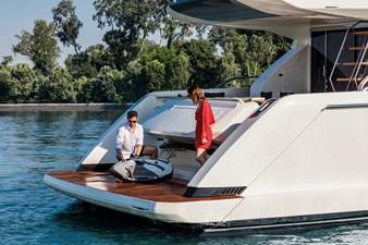 Ferretti Yachts 670 29 FerrettiYachts670Cruising_0028_32840