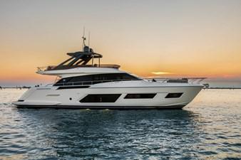 Ferretti Yachts 670 31 FerrettiYachts670Cruising_0030_32842