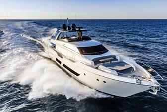 Ferretti Yachts 850 HT  (Copy) 269453