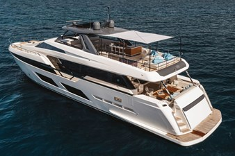 Ferretti Yachts 920 HT  2 Ferretti Yachts 920 HT  2021 FERRETTI YACHTS 920 HT Motor Yacht Yacht MLS #269454 2