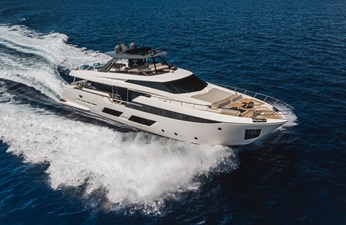 Ferretti Yachts 920 HT  30