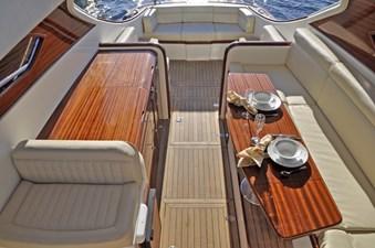 Vento 40 rear deck