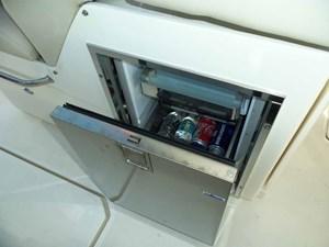 Leaning Post Refrigerator