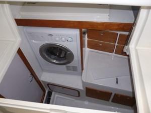 Washer/dryer option