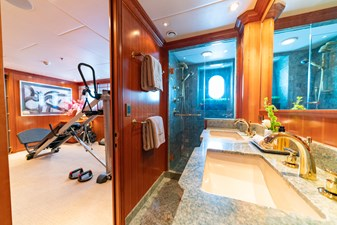 Twin Guest Stateroom #2 (Gym)