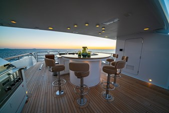 Upper Deck Looking Aft