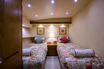 RITE ANGLER 28 Starboard Guest Stateroom