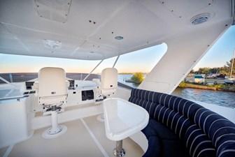 Flybidge w/ Seating
