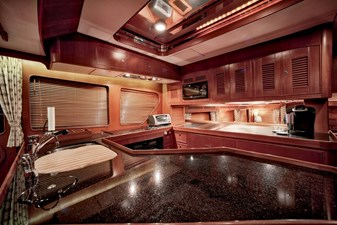 Galley with Sink