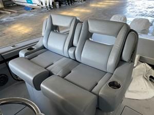 Ocean Elite electric Helm seats