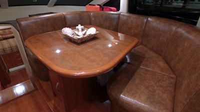 Galley Settee
