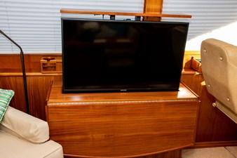 Salon pop-up TV