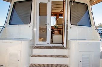 Salon Entrance Door