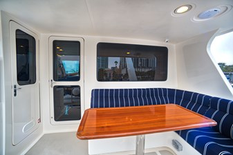Seating Area Aft of Command Bridge