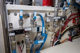 Starboard Fuel Manifold