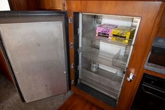 Quiet Storm 12 Galley Refrigerator