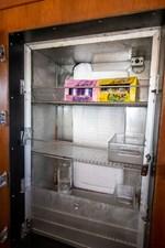 Quiet Storm 13 Galley Refrigerator