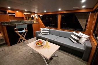 Quiet Storm 15 Salon Starboard Forward