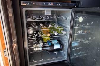 Quiet Storm 17 Salon Wine Cooler