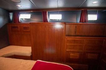 Quiet Storm 20 Master Starboard Closet Closed
