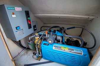 Quiet Storm 46 Scuba Compressor