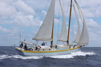 73 ft Custom Schooner