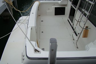 4. Cockpit & Swim Platform