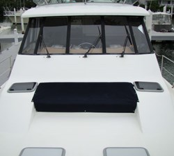 8. Bow area Stern Facing