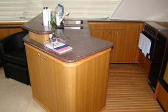19. Galley Counter Top & Sinks