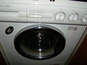 47. Combo Washer & Dryer