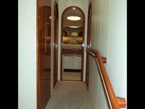 Accommodation Companionway