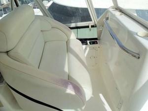 Port Helm Seat