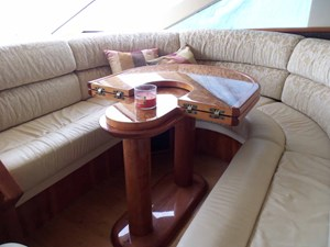 Dinette Table Folded