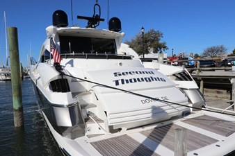5_2004 68ft Sunseeker Predator SECOND THOUGHTS