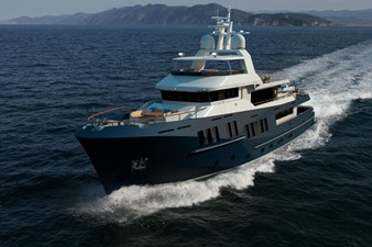 Bering 130 - Steel expedition yacht (8)