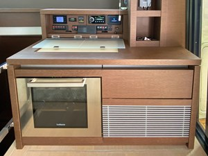 SEADUCTION - Entertainment and Galley Equipment