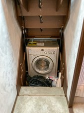 SEADUCTION - Laundry Under Stairs