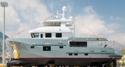 Bering B77 Explorere Yacht