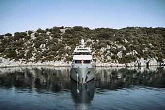 Bering B77 1 Bering B77 Explorer Yacht