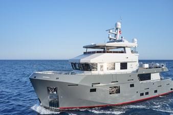 Bering B77 46 Bering B77 Explorer Yacht