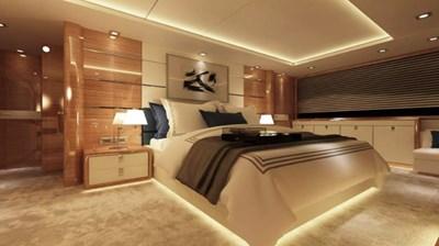 Bering B92 5 Bering B92 superyacht Interiors