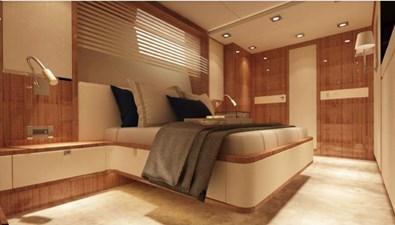 Bering B92 14 Bering B92 superyacht Interiors