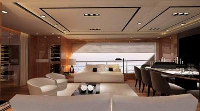 Bering B92 16 Bering B92 superyacht Interiors